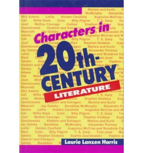 themes in british literature in the 20th century characters in twentieth century literature