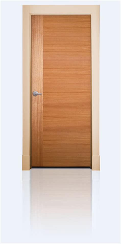 Houzz Interior Doors Midrange Flush Interior Door For Modern Design Modern Interior Doors By Lynden Door