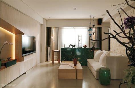 modern asian minimalistic apartment