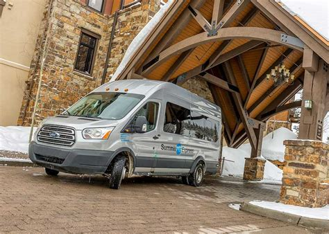 Airport Shuttle Rates by Denver Airport Ski Shuttle Rates Breckenridge Keystone