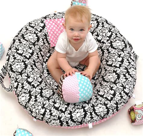 meet the newest tummy time floor pillow for babies then