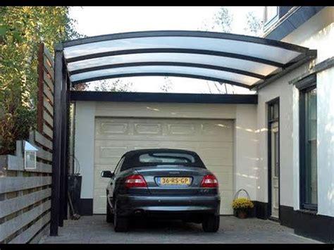 desain garasi mobil sing rumah desain kanopi garasi mobil rumah minimalis youtube