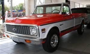 Chevrolet 3 4 Ton Truck 1972 Chevrolet 3 4 Ton Truck