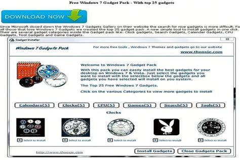 windows 7 themes free download gadget gyani blog archives pulsesokol
