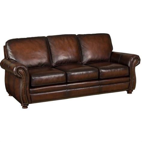 seven seas sofa hooker furniture seven seas leather sofa in sedona chateau