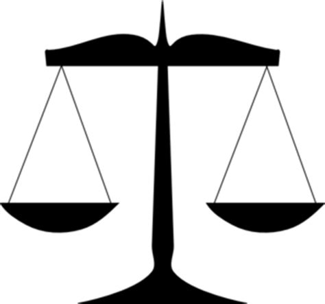 Scale of justice clip art clipart panda free clipart images