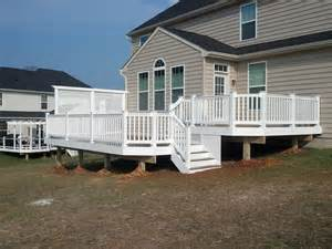 vinyl deck similiar porch vinyl deck privacy panels keywords