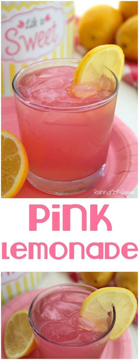 Lemonade And Cranberry Detox And Flare Ups by Best 25 Pink Lemonade Punch Ideas On Pink