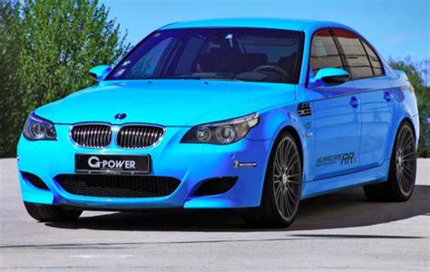 bmw m5 hp 830 hp bmw m5 e60 by g power