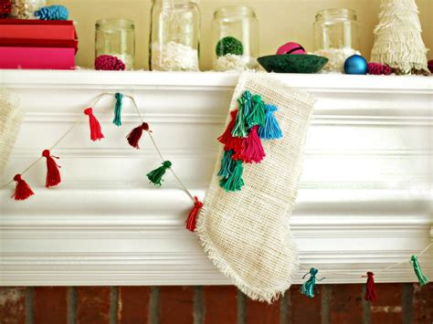 patterns for decorating christmas stockings how to make a burlap christmas stocking how tos diy