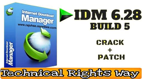 internet download manager 6 28 build 17 crack full patch internet download manager idm 6 28 build 17 full patch crack