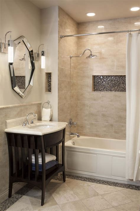 25 best ideas about neutral bathroom tile on