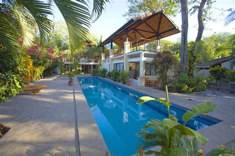 costa rica cottage rentals casa banyan vacation rental tamarindo costa rica