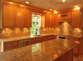 Ideas For Kitchen Cabinets by Kitchen Design Ideas Light Maple Cabinets The Interior
