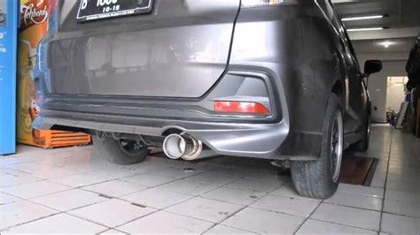 Knalpot System Stainless 250z250r25mt25akrapovic Megaph 1 honda mobilio rs quot oakley performance quot exhaust muffler knalpot ck motorsport tv