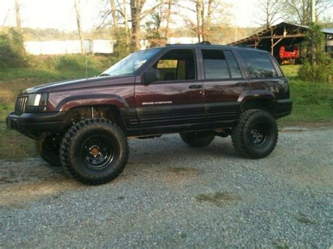 Lift Kit For 98 Jeep Grand 4in X Series Suspension Lift Kit For 93 98 Jeep Zj Grand