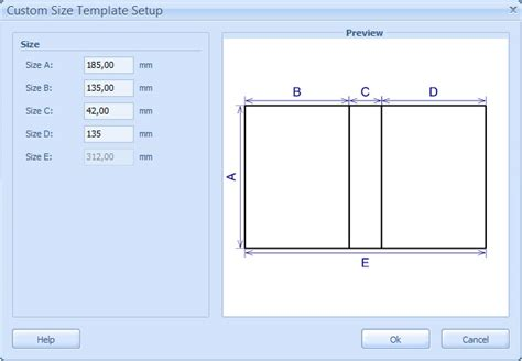 cd template maker what are the dvd dimensions