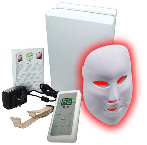 Led Light Treatment by New Pro Nu Led Photon Mask Skin Rejuvenation Led