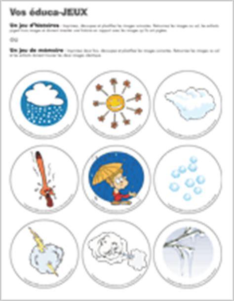 La M 233 T 233 O Activit 233 S Pour Enfants Educatout Dessin A Imprimer Un Nuage De Neige Symbole Meteo L