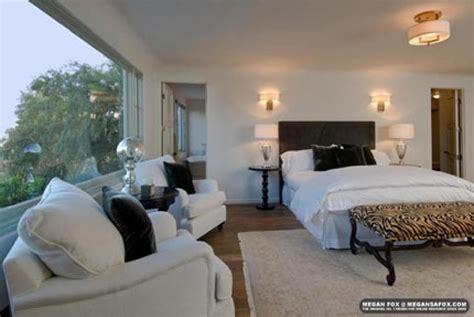 le de chambre a coucher megan fox photos de sa maison 224 los angeles melty fr