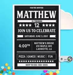 best 25 birthday invitations ideas on birthday ideas for nights