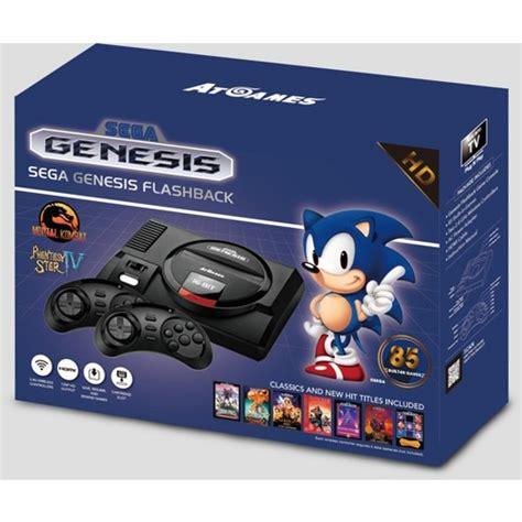 sega genesis sega genesis flashback hd 2017 console target