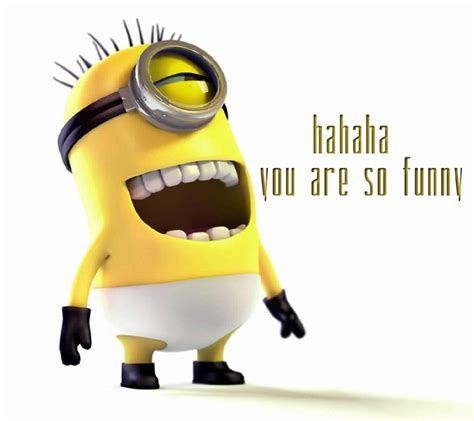 minions imagenes riendo minion haha you are so funny minions pinterest