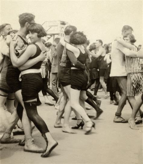 vintage dance 28 retro beach photos that ll make you want to time travel