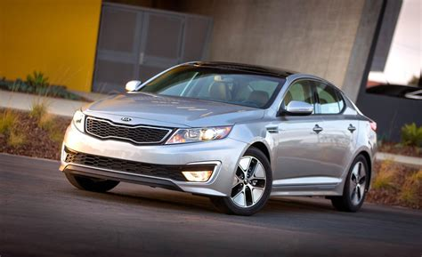 Kia Optima Hybird 2013 Kia Optima Hybrid Photo