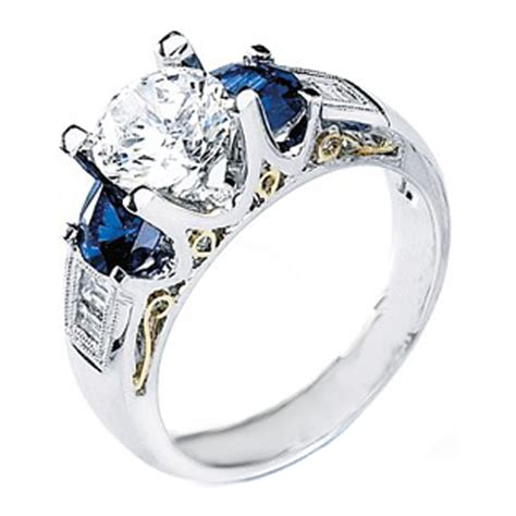 sapphire engagement ring fashion trends styles