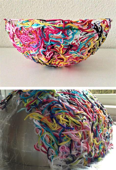 knitted yarn bowl pattern storage knitting patterns in the loop knitting