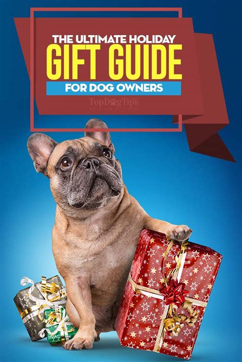 40 most unique holiday gift ideas for dog owners and dog