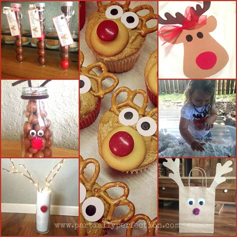reindeer theme party fun family crafts