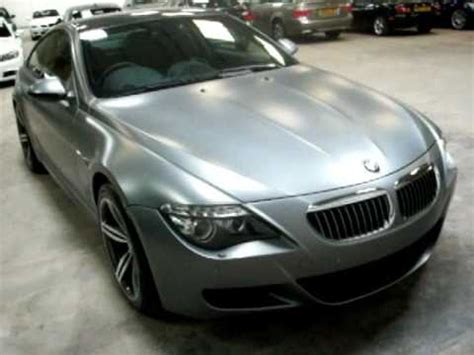 Sf M6 Cp Salir Grey bmw m6 competition edition frozen gray