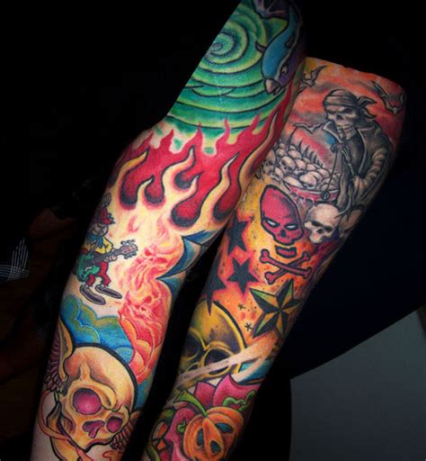can you make a color tattoo black and grey brazos tatuados taringa