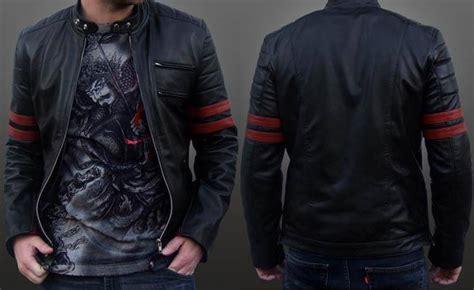Jaket Kulit Pria Model Terbaru 10 model jaket semi kulit pria terbaru 2016