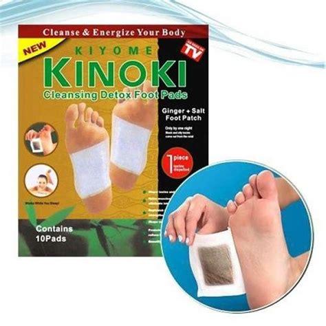 Detox Kaki by Jual Kinoki Gold Detox Koyo Kaki Foot Patch Di
