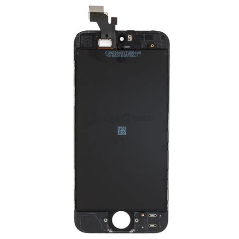 Membetulkan Lcd Iphone 5 replacement lcd touch digitizer screen assembly a1428 a1429 for iphone 5 black ebay