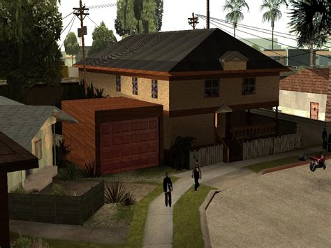 gta 5 cj house the gta place cj s new house