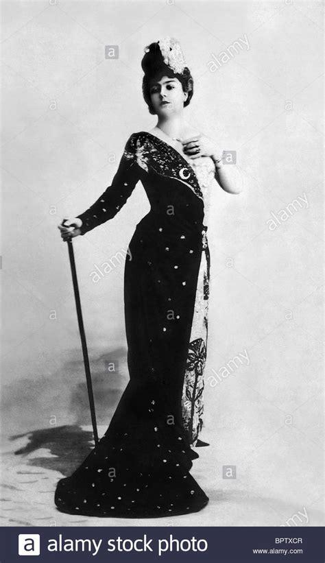 sarah bernhardt sarah bernhardt actress 1900 stock photo royalty free