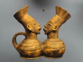 Historical Vases File Pottery Mangbetu African Objects In The American