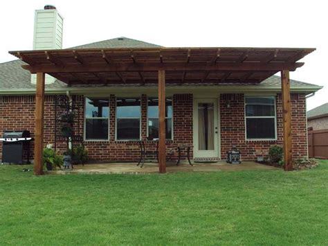 Patio Arbor by Basic Patio Arbor Transforms Patio Hundt Patio Covers