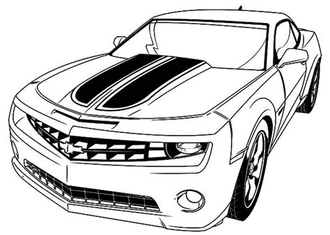 transformers car coloring page beautiful camaro bumblebee car coloring pages best place