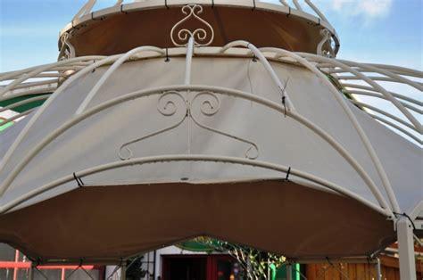 stabiler wetterfester pavillon wetterfester sonnenschutz aus lkw plane f 252 r gartenpavillon