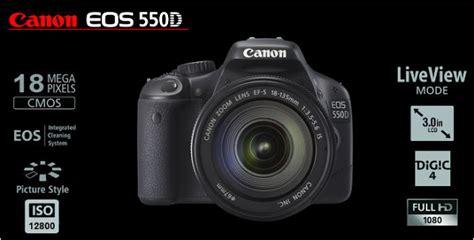 Gambar Dan Kamera Canon 550d spesifikasi dan harga kamera canon eos 550d terbaru 2017