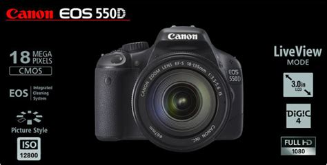 Kamera Canon 550d Terbaru spesifikasi dan harga kamera canon eos 550d terbaru 2017