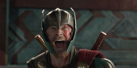 thor ragnarok caly film there s an awesome story behind the quot friend from work