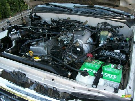 Toyota 4 Cylinder Engines 1999 Toyota 4runner 4x4 2 7 Liter Dohc 16 Valve 4 Cylinder