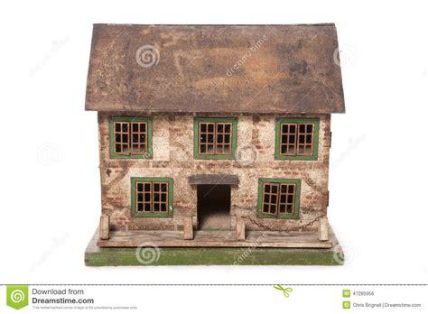 studio dolls house vintage dolls house stock photo image 47285956