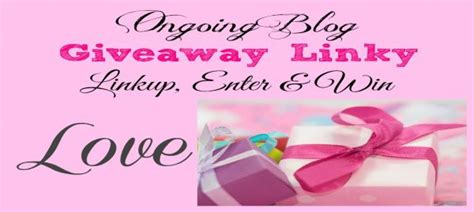 Blog Giveaway Linky - friday feature linky party oh my heartsie girl